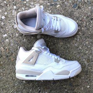 """Nike Air Jordan Retro 4 """"Linen"""""""